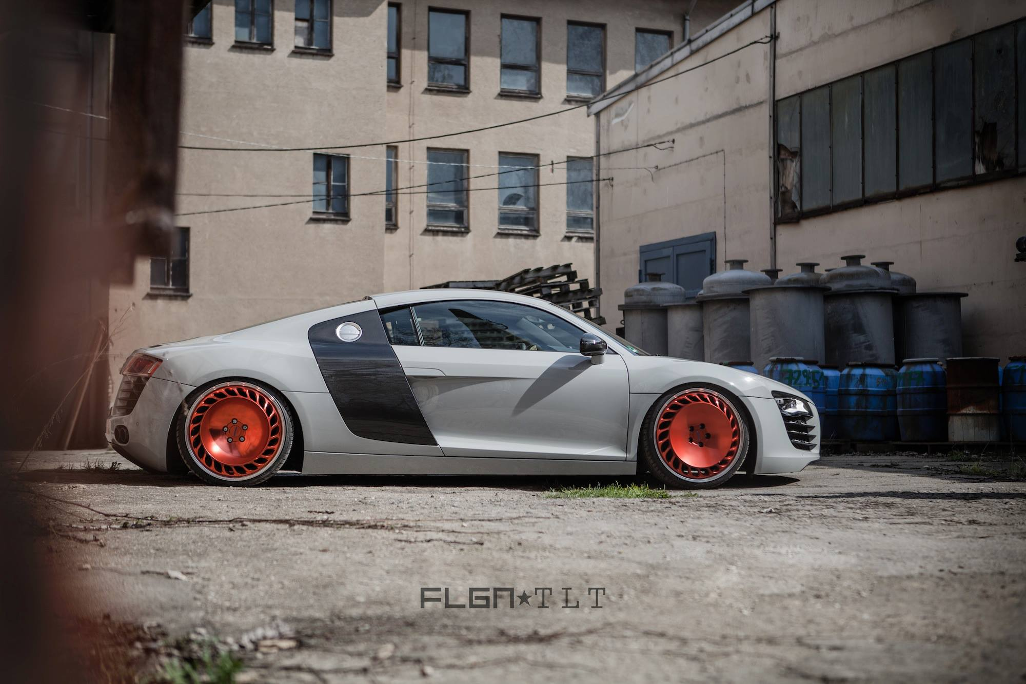 Craziest Custom Wheels On A Supercar Messer Turbo Fan
