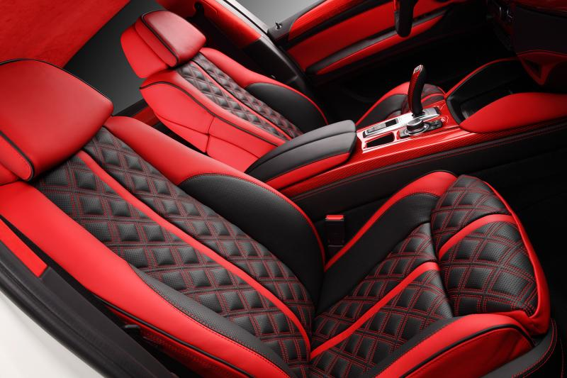 Crazy Interior For Bmw X6 From Topcar Autoevolution