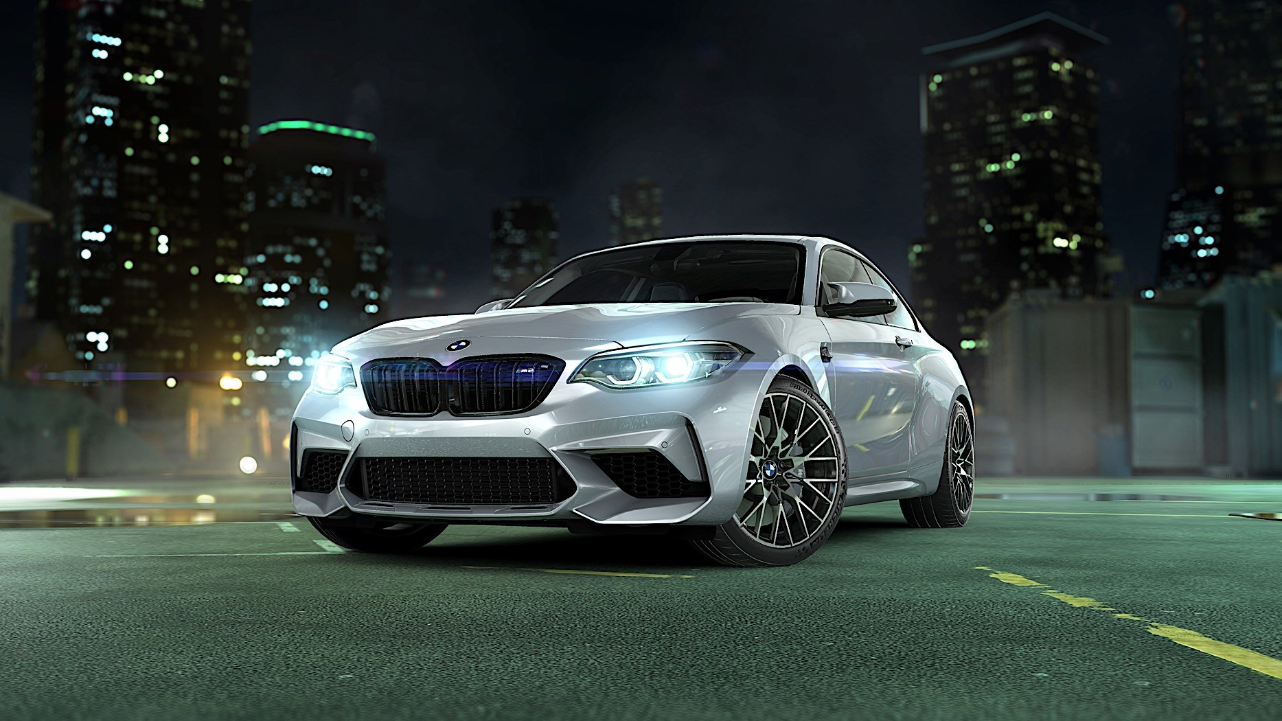 CSR Racing 2 Mobile Game Now Features the BMW M2 ...