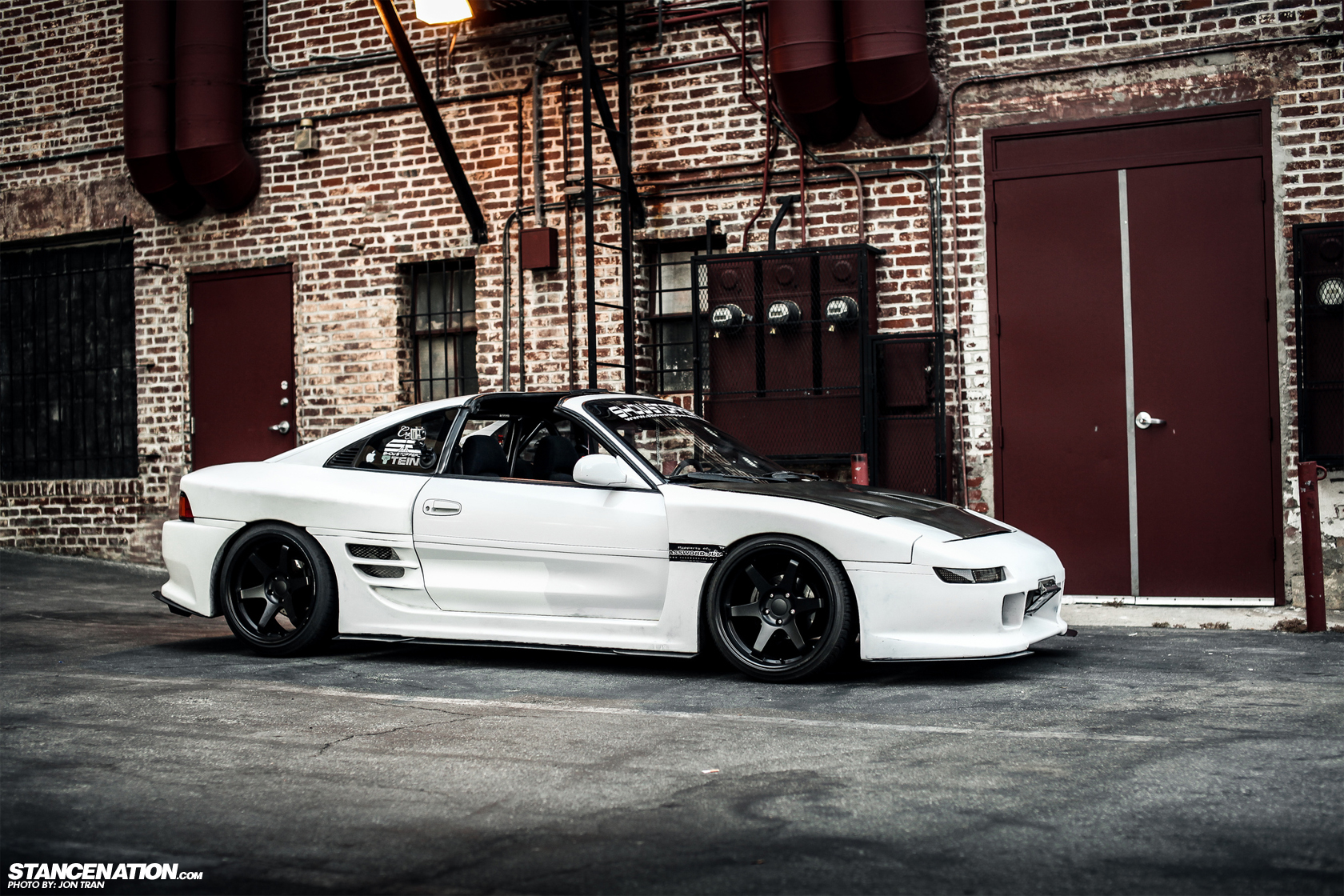 Cult Classic Second Gen Toyota Mr2 Gets Cool Makeover