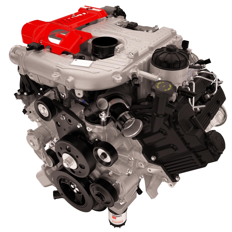 cummins diesel v8 nissan titan turbo engine xd engines 0l truck turbocharger technological showcase dive deep autoevolution power hp trucks