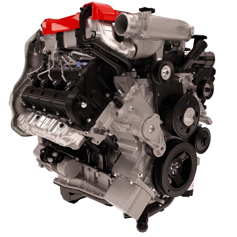 cummins diesel titan nissan engine xd v8 turbo technological showcase 0l turbocharger debut makes international north american autoevolution