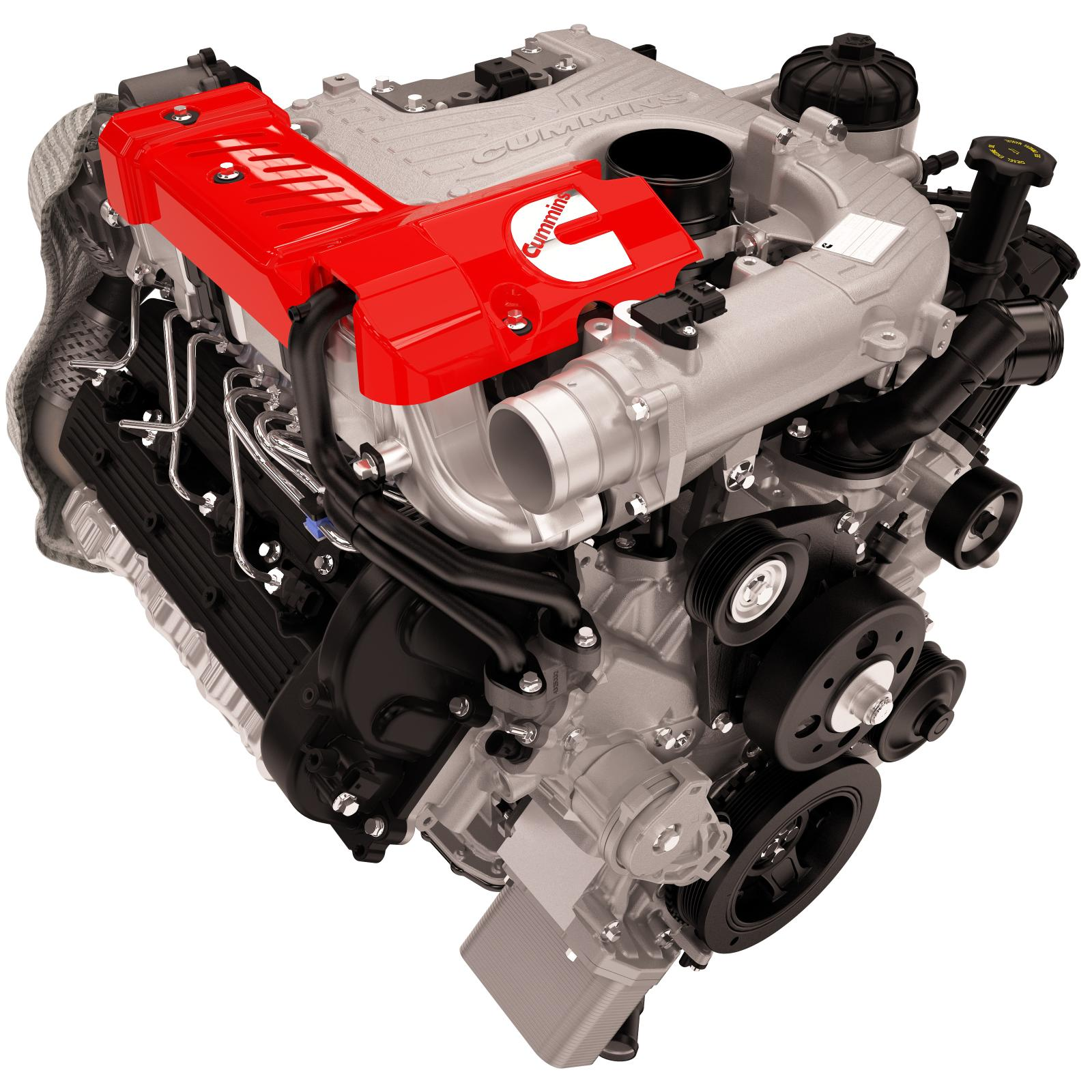 Cummins Diesel Engine Of Nissan Titan Xd Is A Beautiful Technological Showcase Video Photo Gallery