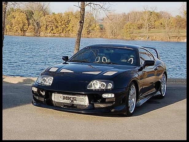 Used Car Auctions >> Custom 15th Anniversary 1997 Toyota Supra for Sale - autoevolution