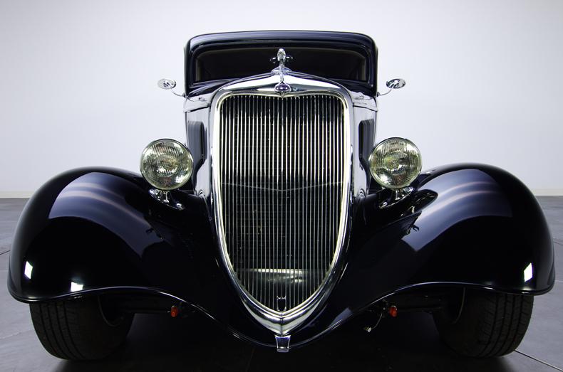Custom 1934 Ford Tudor Sedan for Sale