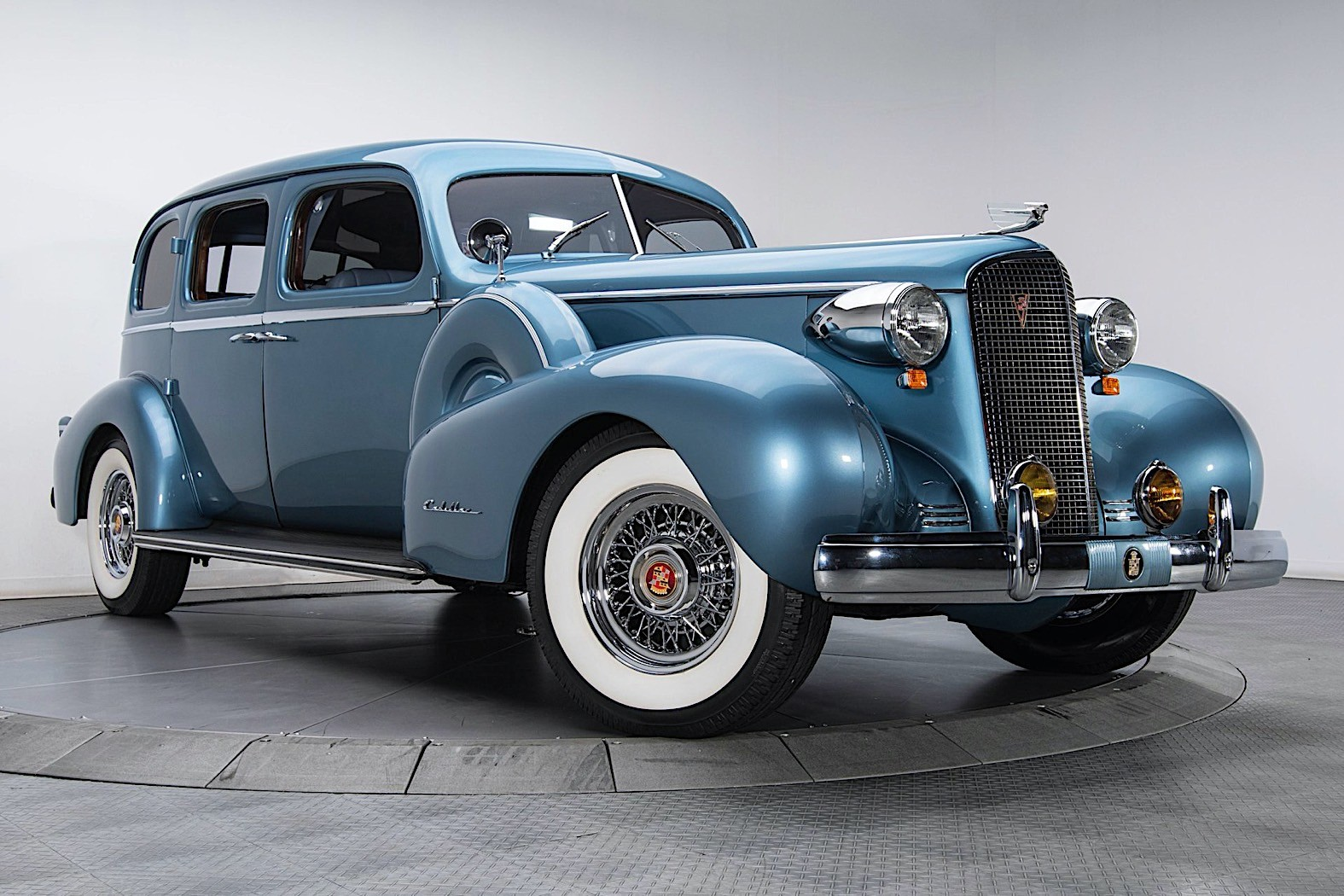 Custom 1937 Cadillac Took 3,000 Hours to Remake, Worth ...
