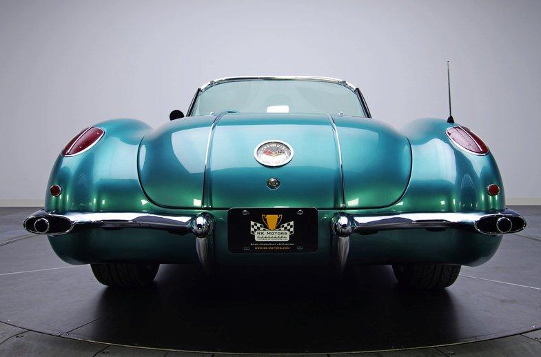 Custom 1958 Corvette Roadster 420HP LT1 for Sale at Under $119,900