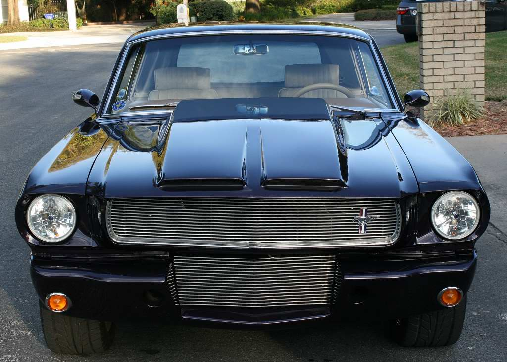 Custom 1966 Ford Mustang Delivery Wagon For Sale Autoevolution
