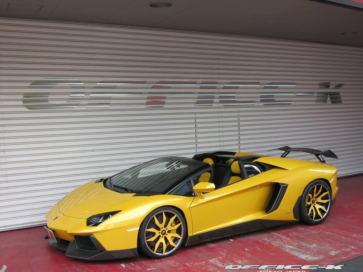 Custom Aventador Roadster Novitec Torado With Forgiato Wheels Autoevolution