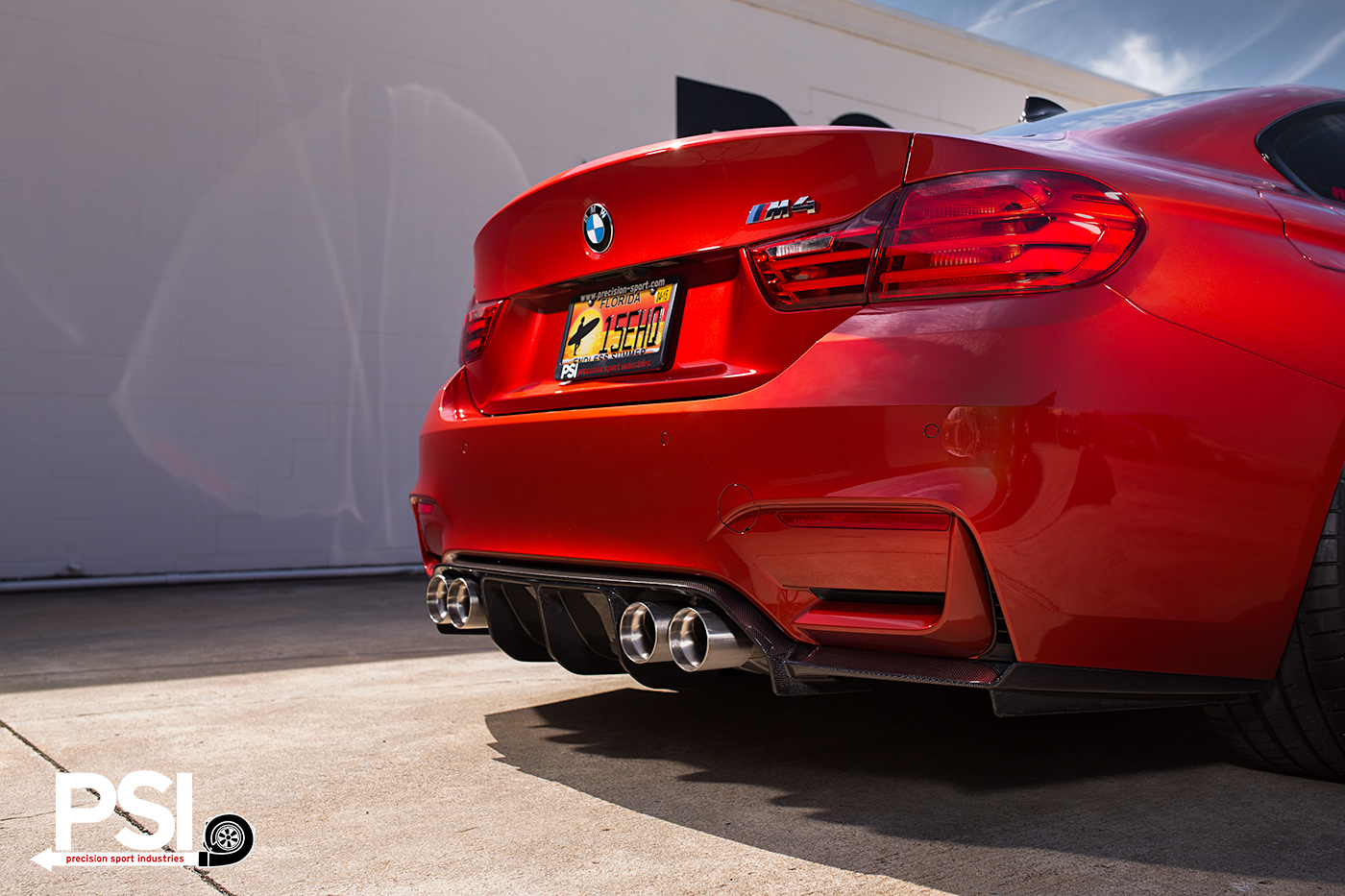 Custom Bmw M Introduced By Psi Ahead Of Sema Debut Photo Gallery