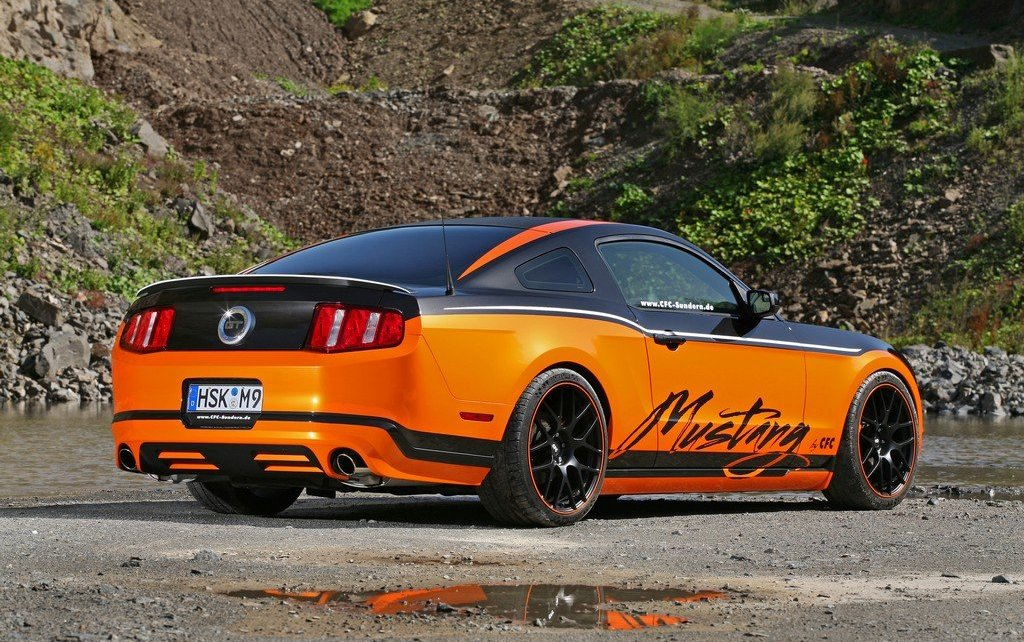 Custom Ford Mustang Released By Design World Autoevolution