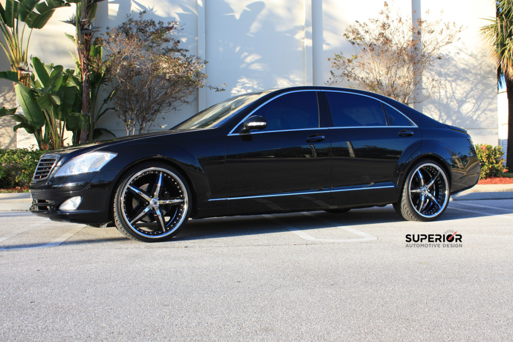 custom mercedes benz s class build ceo edition
