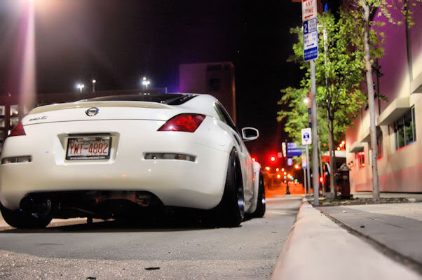 Custom Pikes Peak White Nissan 350z Autoevolution