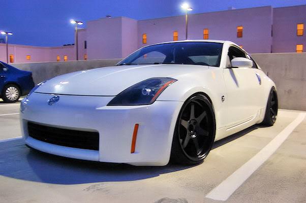 Custom Pikes Peak White Nissan 350z Autoevolution