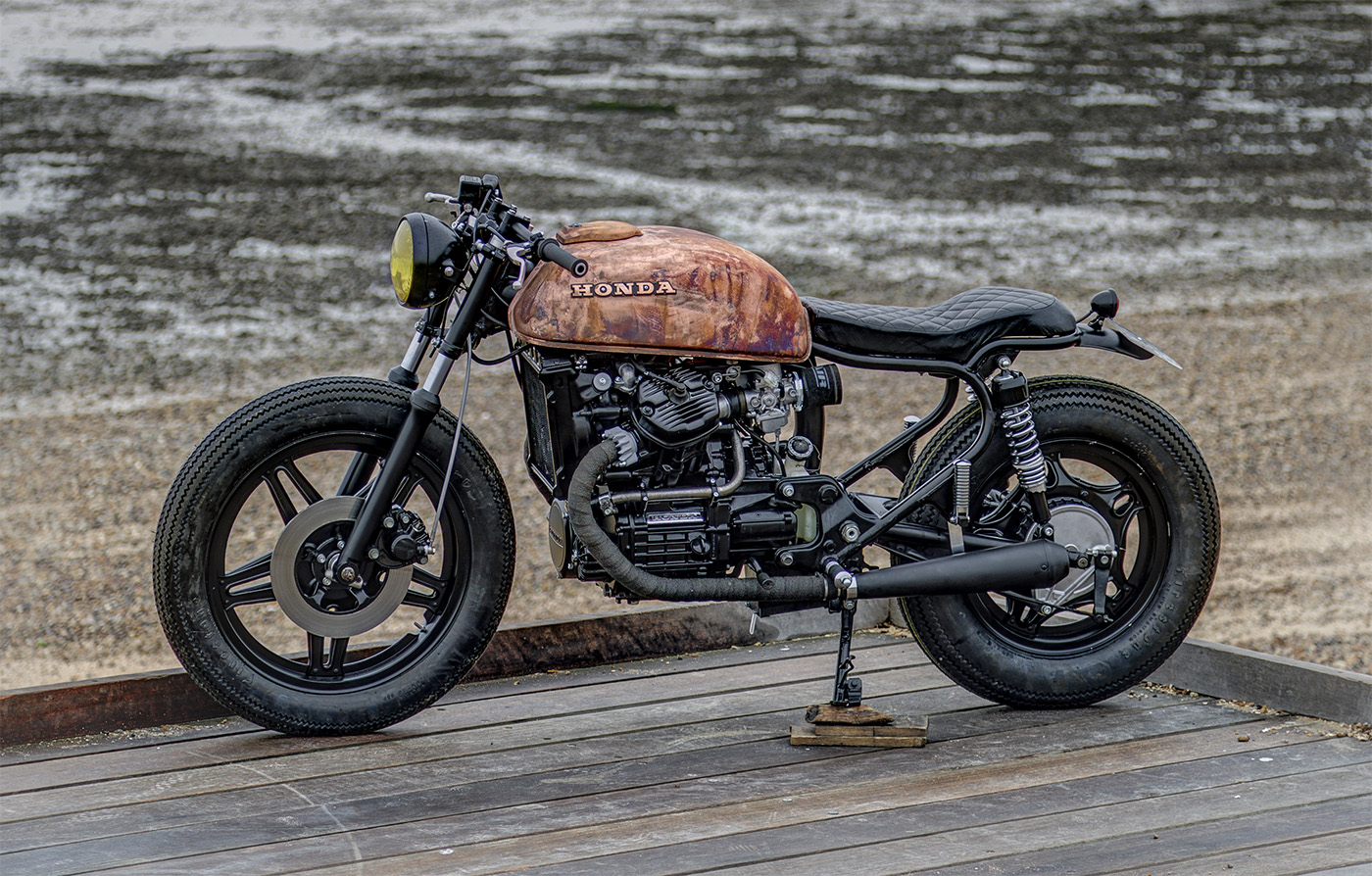 custom rusty honda cx500 by robinsons speed shop autoevolution. Black Bedroom Furniture Sets. Home Design Ideas