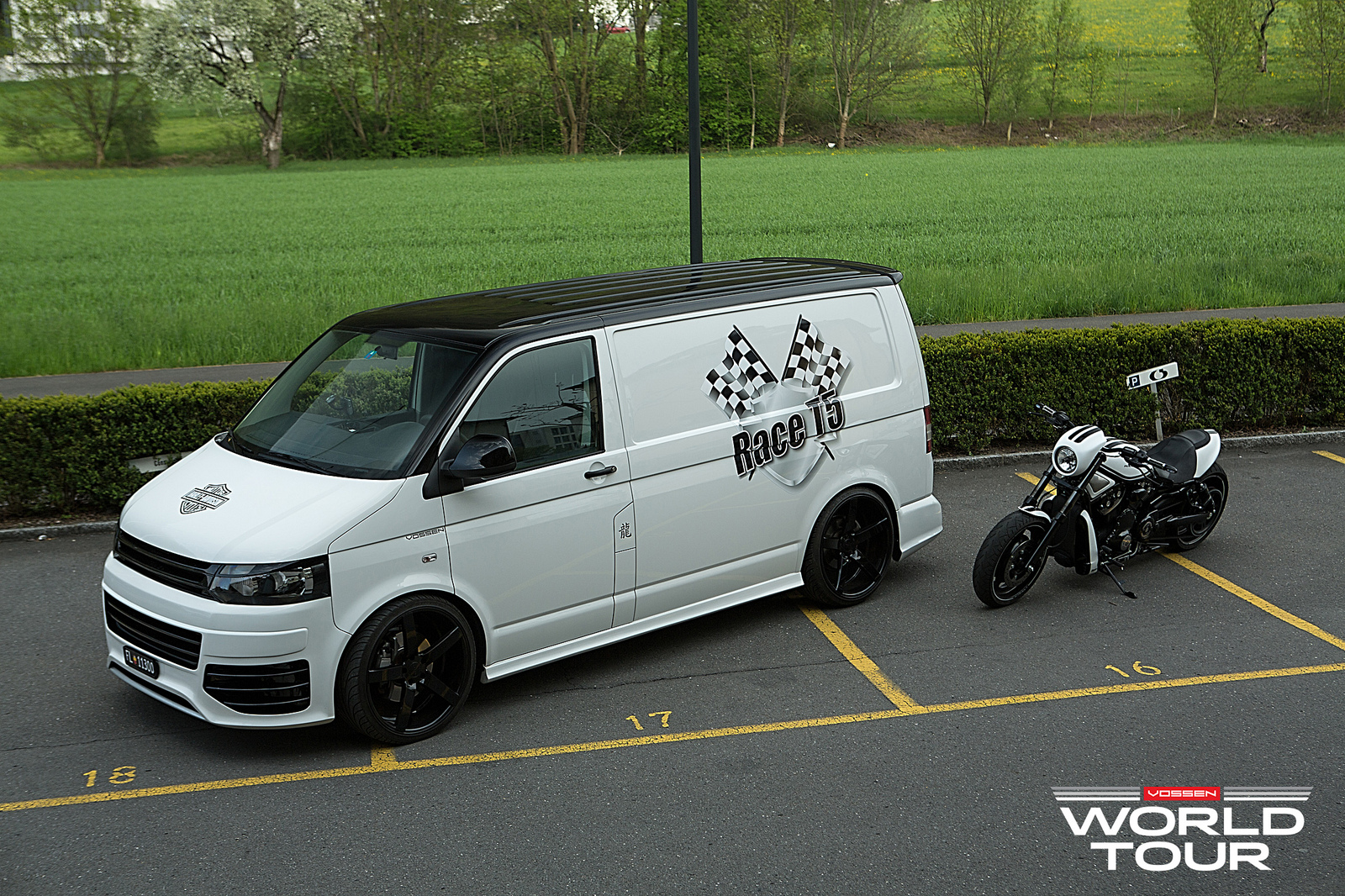 volkswagen t6 transporter gti is as weird as it is awesome. Black Bedroom Furniture Sets. Home Design Ideas