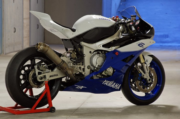 Custom Yamaha R6 By Paolo Tesio Autoevolution