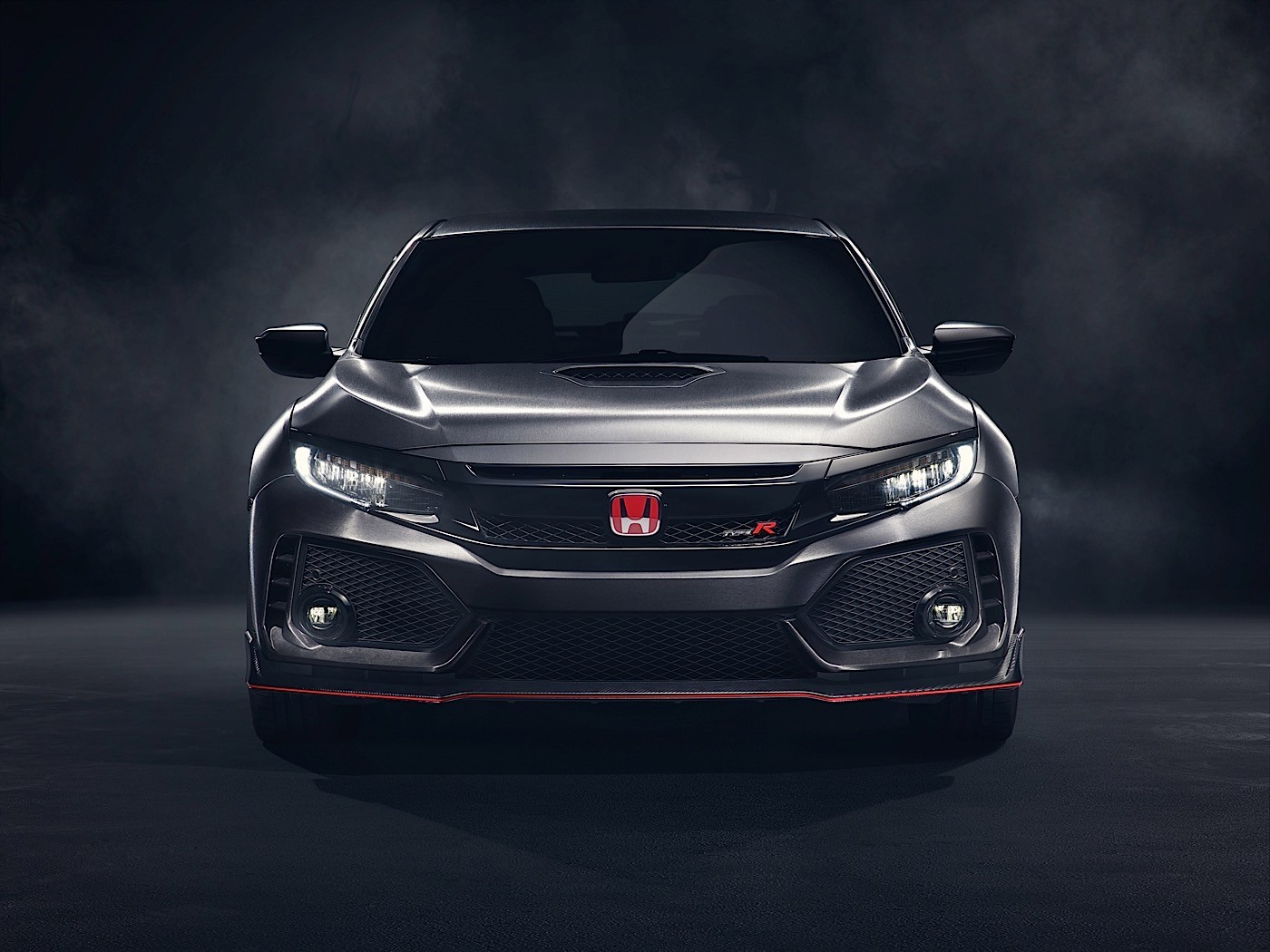 2018 honda type r interior. fine honda honda civic type r prototype and 2018 honda type r interior