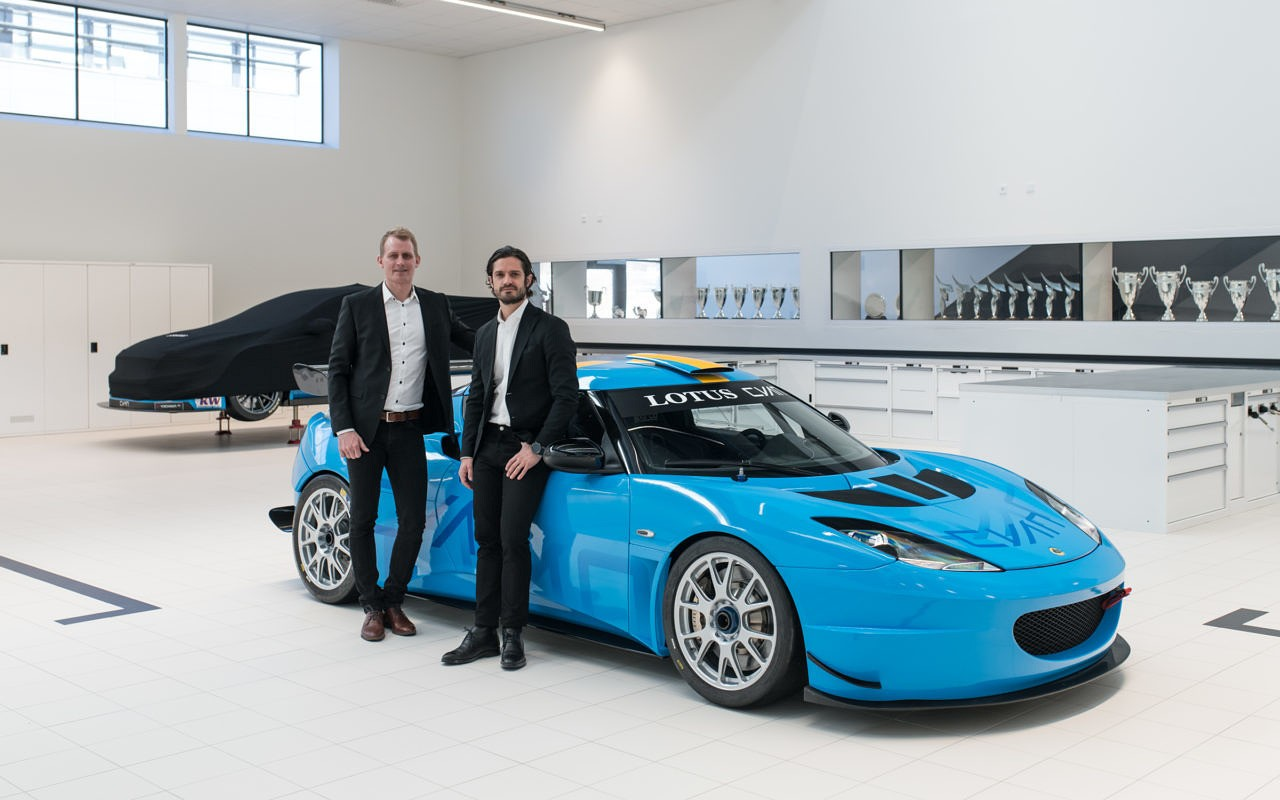 Lotus Cyan Racing Reveals Evora GT4, Will Race in The 2018 Swedish GT - autoevolution