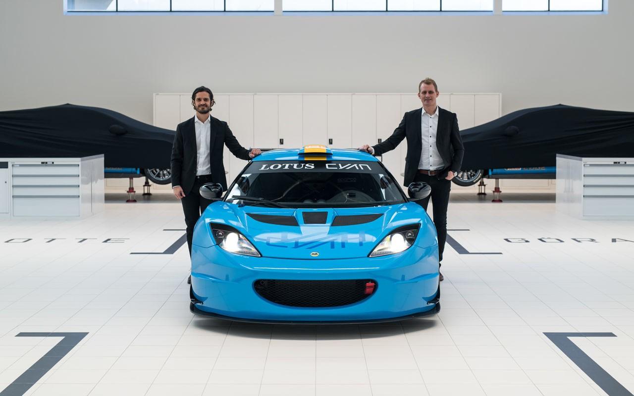 2019 Lotus Evora Roadster Will Come To The U S Autoevolution