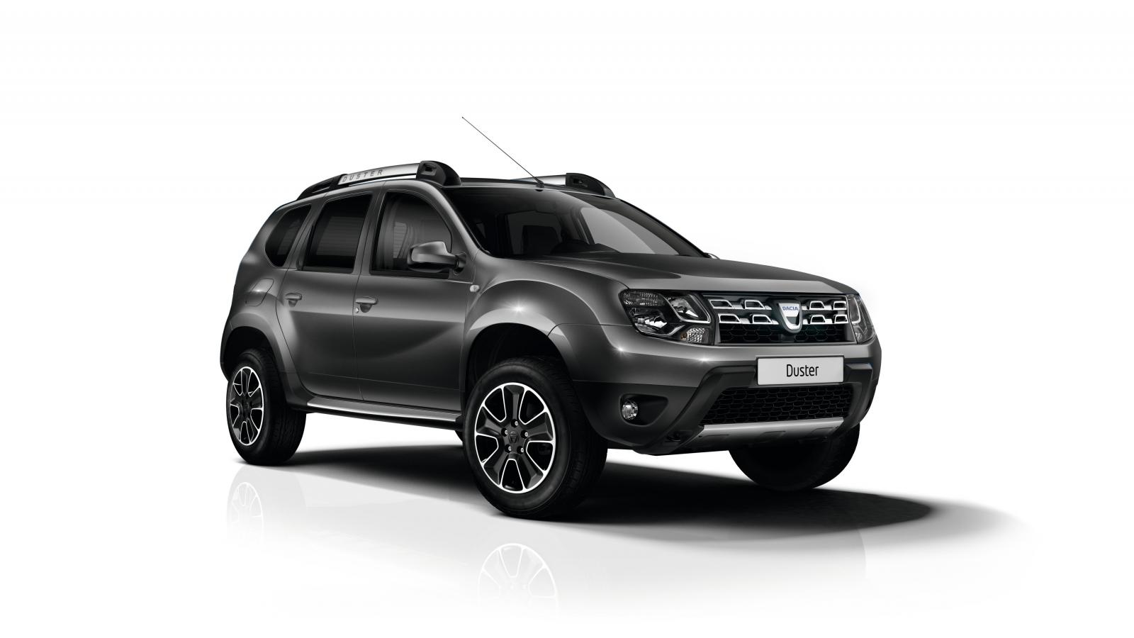 dacia announces logan and sandero models with easy r automatic gearbox 2016 duster edition. Black Bedroom Furniture Sets. Home Design Ideas