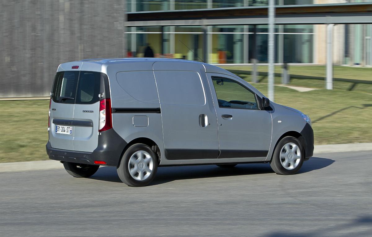 Dacia Dokker and Dokker Van: Full Specs - autoevolution