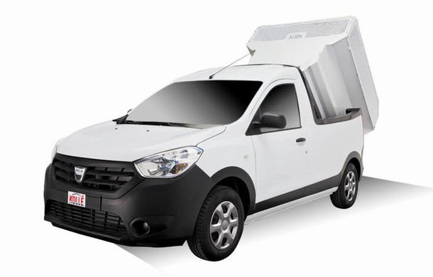2015 dacia dokker stepway hd wallpapers the fishing adventure autoevolution. Black Bedroom Furniture Sets. Home Design Ideas
