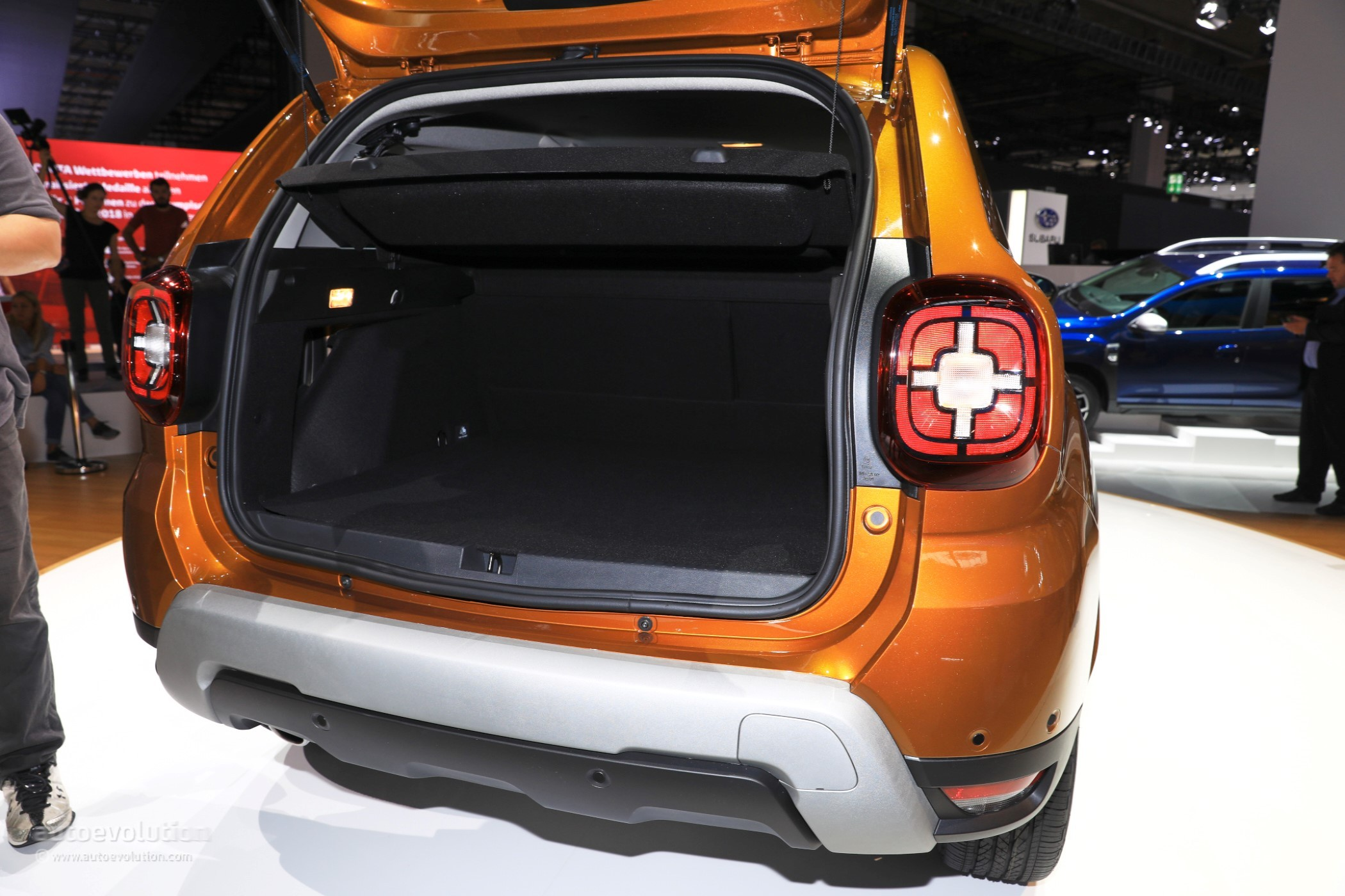 2018 dacia duster 2 is probably the cheapest compact for Interieur nouveau duster 2018