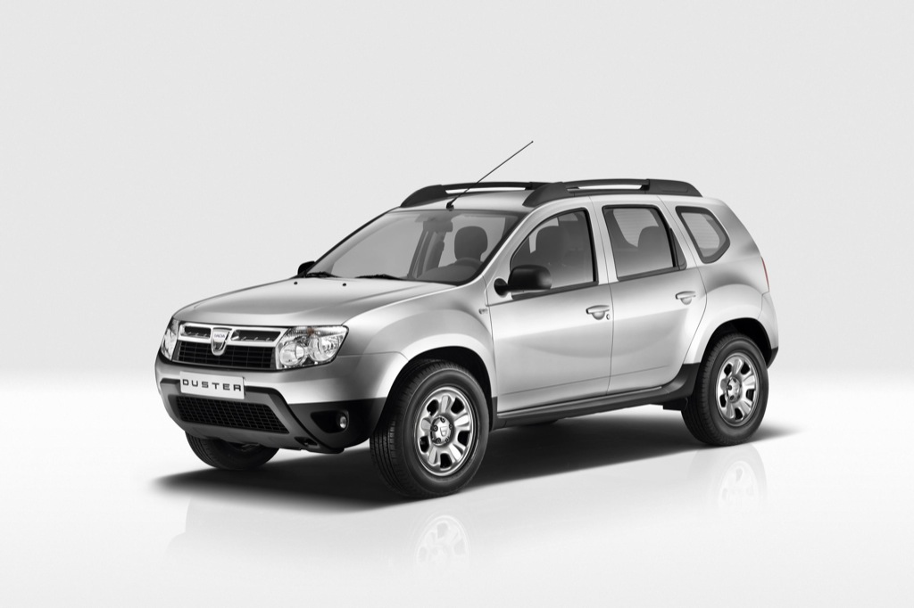 dacia duster suv official video autoevolution. Black Bedroom Furniture Sets. Home Design Ideas