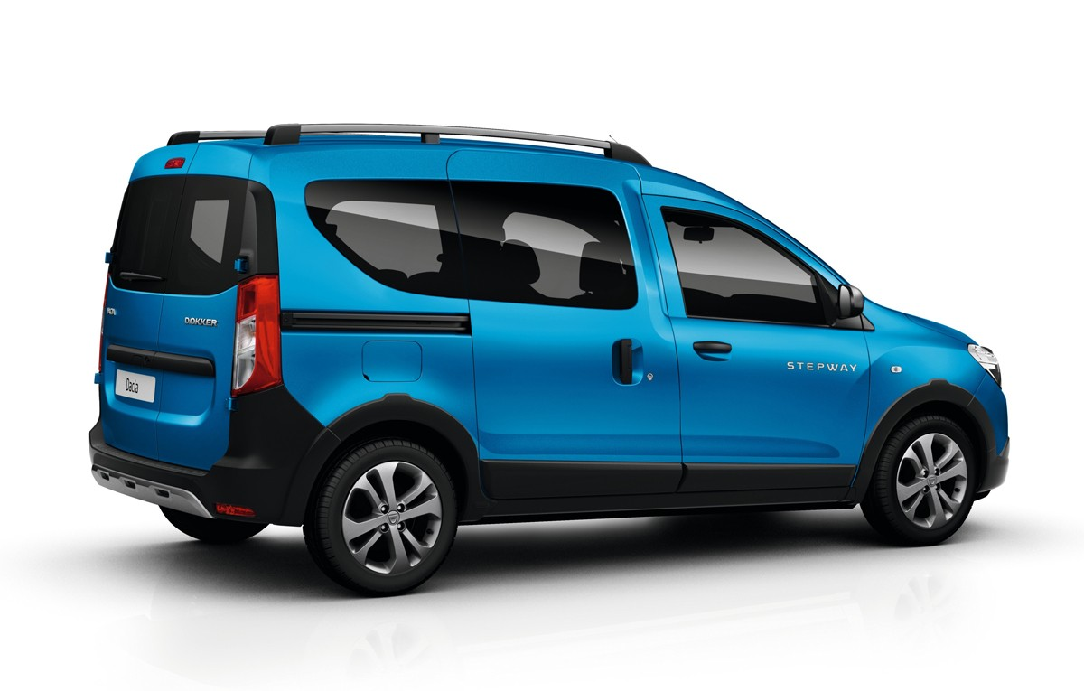 dacia lodgy stepway and dokker stepway pricing announced autoevolution