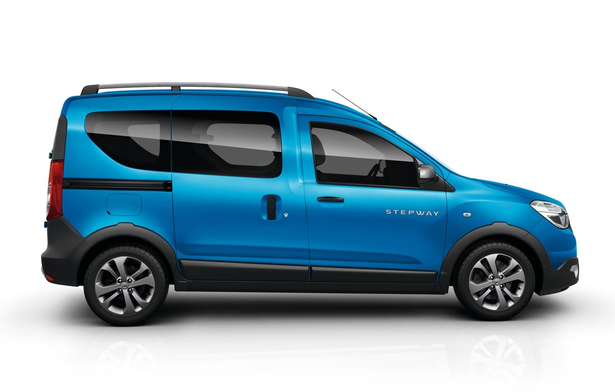 Dacia Lodgy Stepway and Dokker Stepway Pricing Announced ...