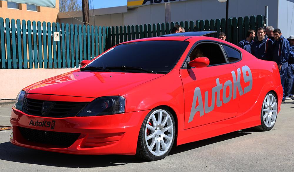 Duster For Sale >> Dacia Logan Coupe Built in Romania - autoevolution