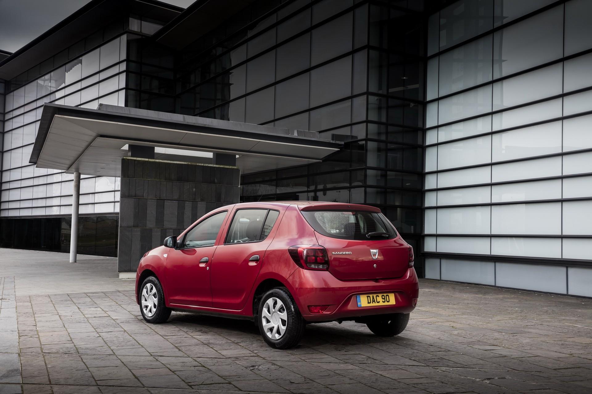 Next Dacia Sandero Coming in 2019 With New Platform ...