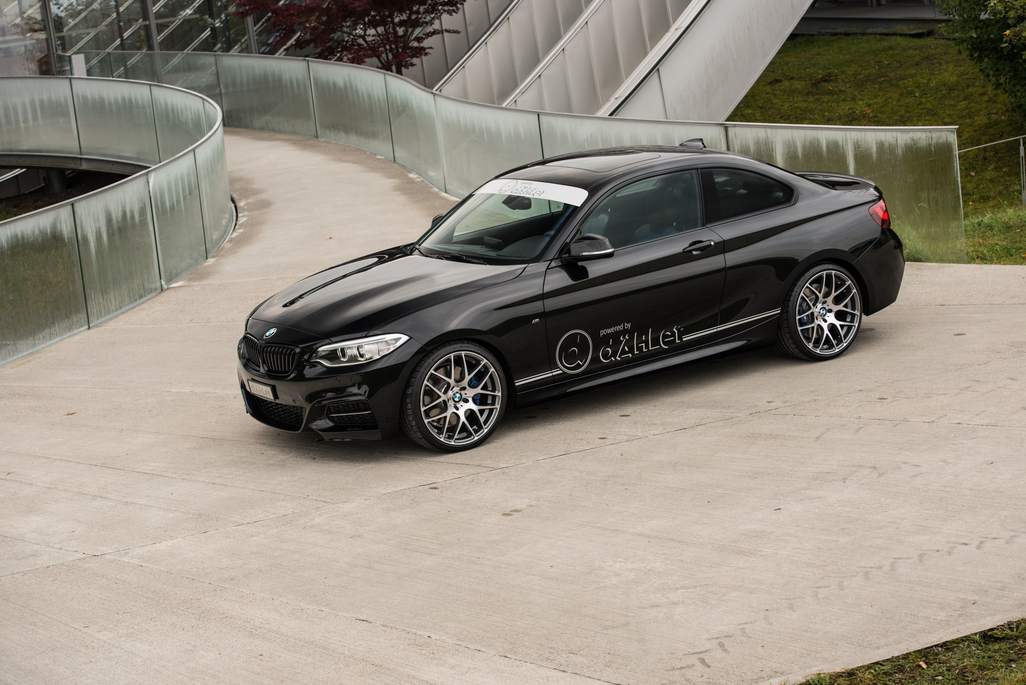 daehler tuned bmw m235i makes 390 hp and has m4 rivaling. Black Bedroom Furniture Sets. Home Design Ideas