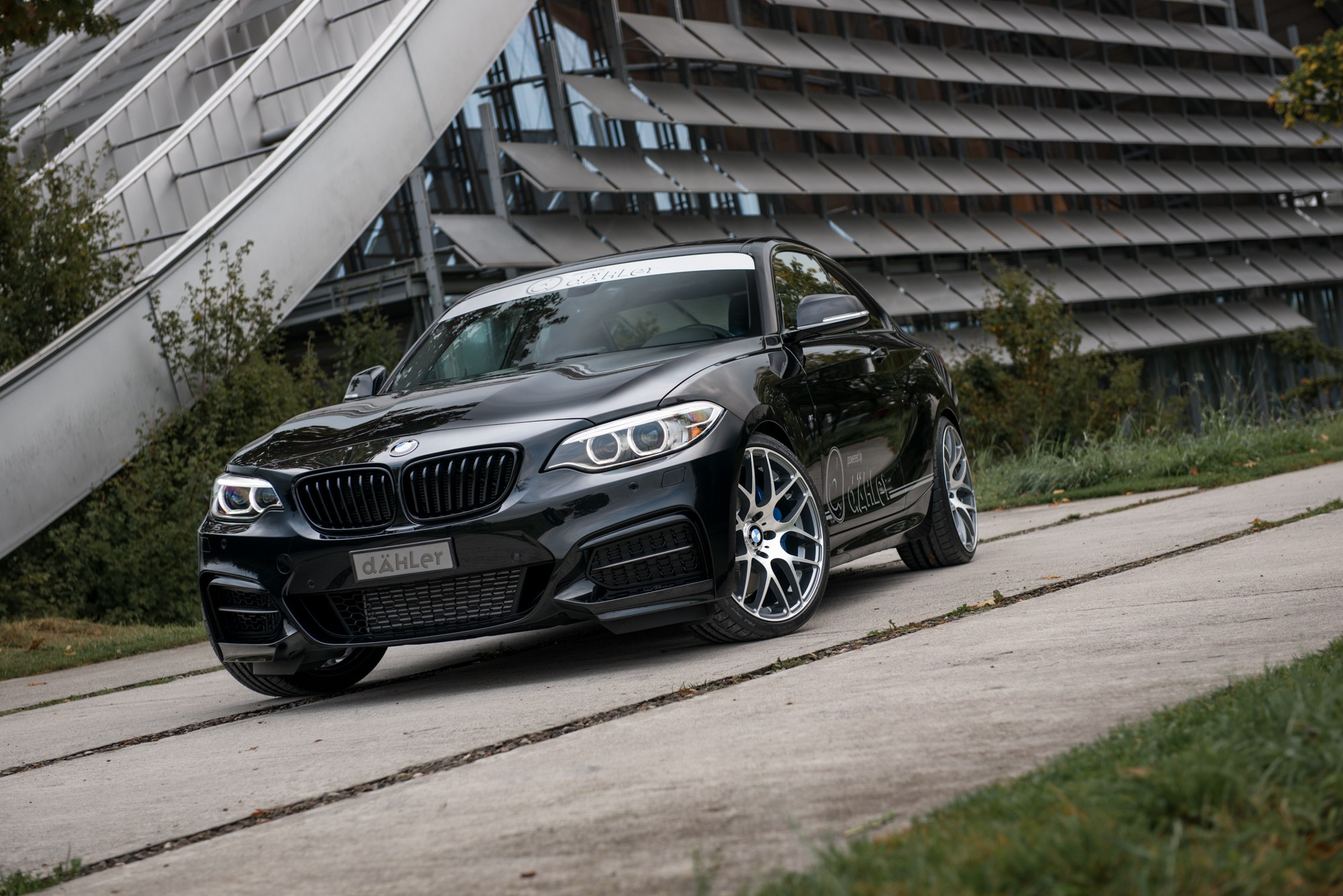 Daehler Tuned BMW M235i Makes 390 HP and Has M4 Rivaling