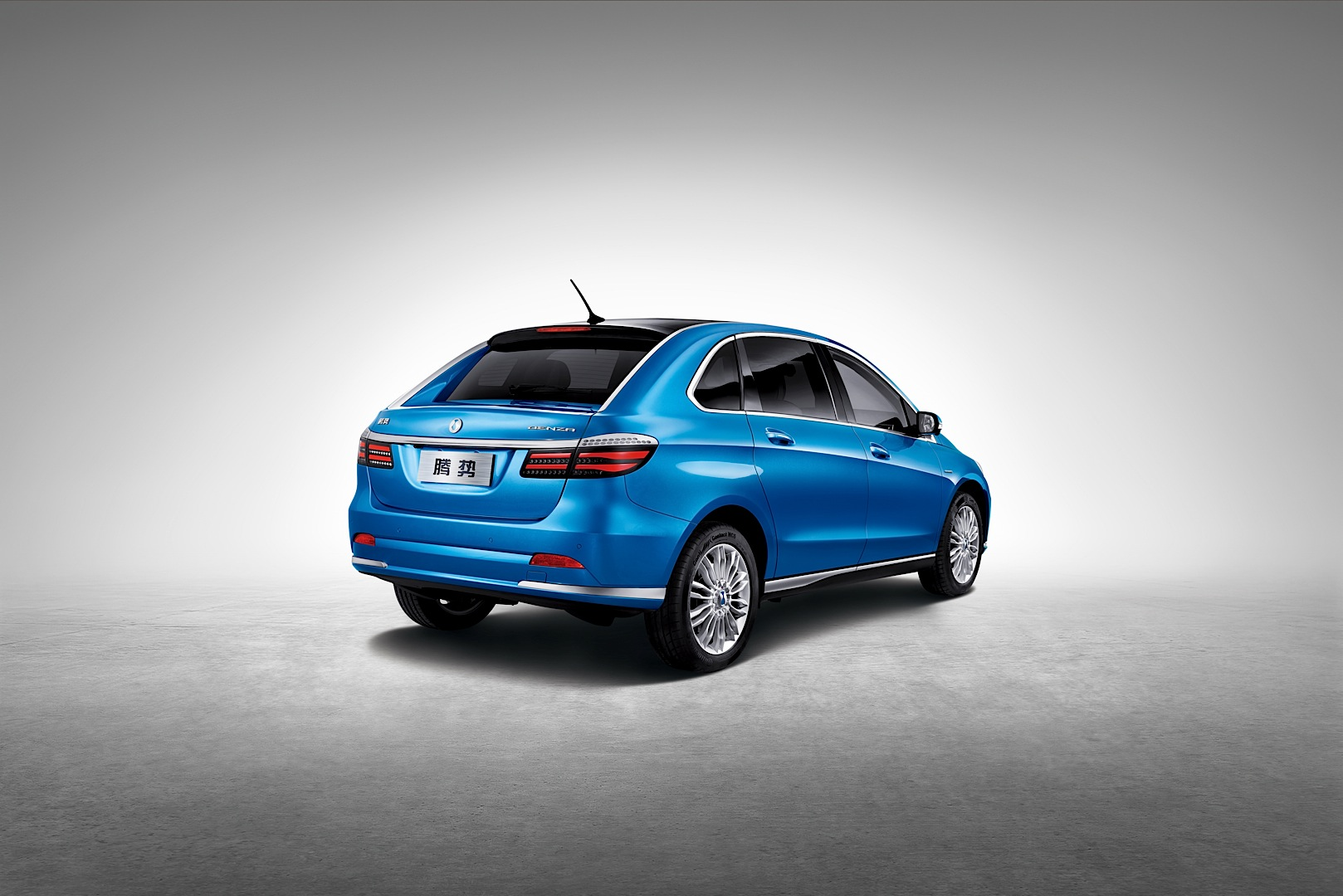 Daimler Byd Joint Venture Births The Denza Electric Car In