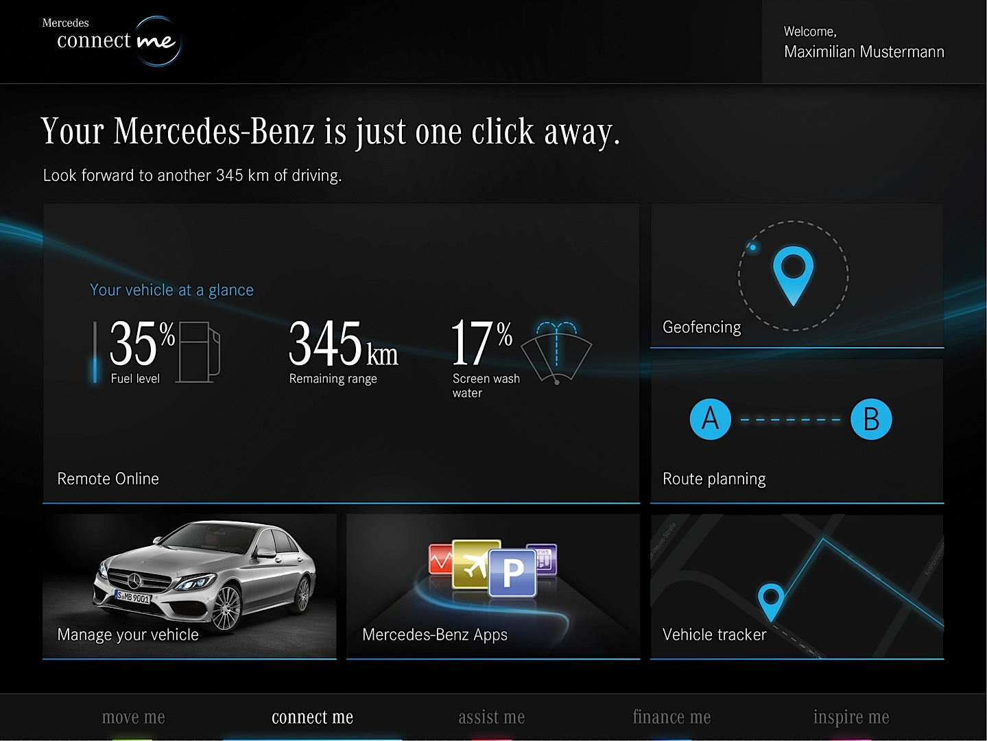 daimler launches revolutionary mercedes me service brand. Black Bedroom Furniture Sets. Home Design Ideas