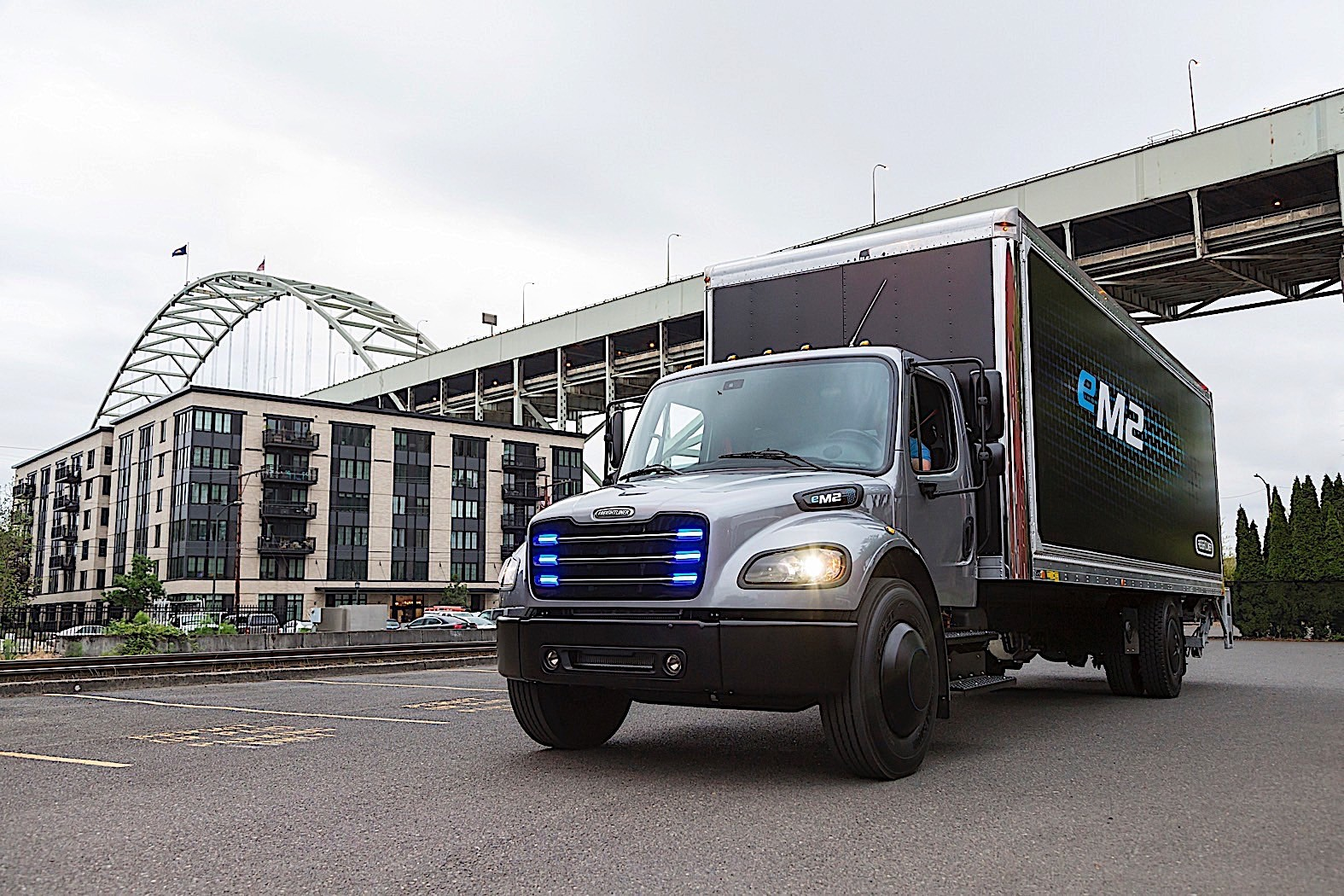 Daimler Reveals Testing Areas for Freightliner Electric Trucks - autoevolution