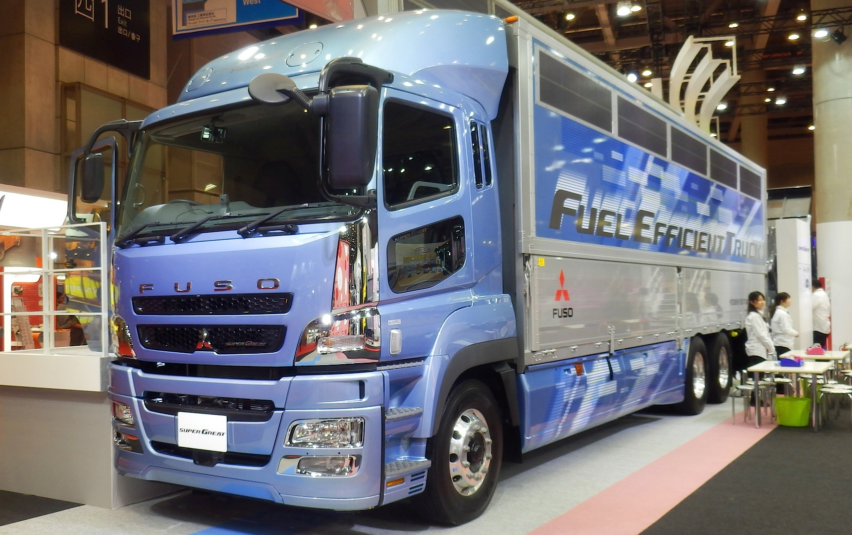 Fuso to Sell in Pakistan - autoevolution