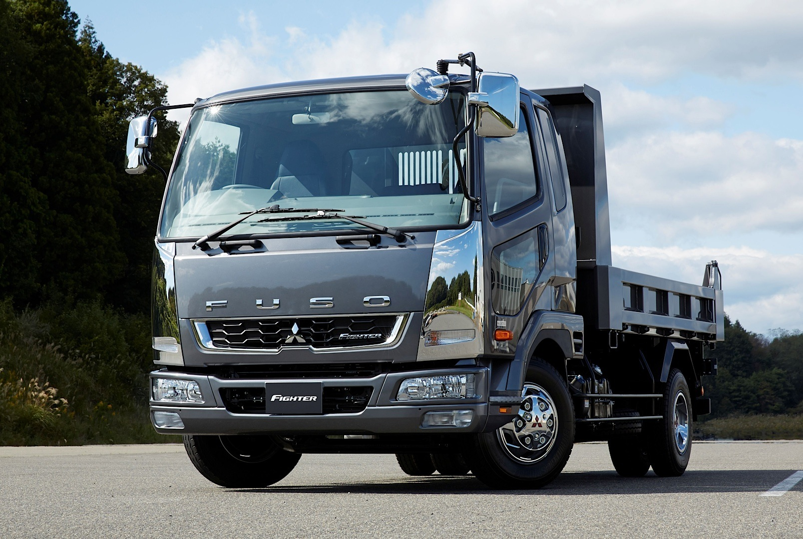 Fuso Canter Sales Expand In Southeast Asia