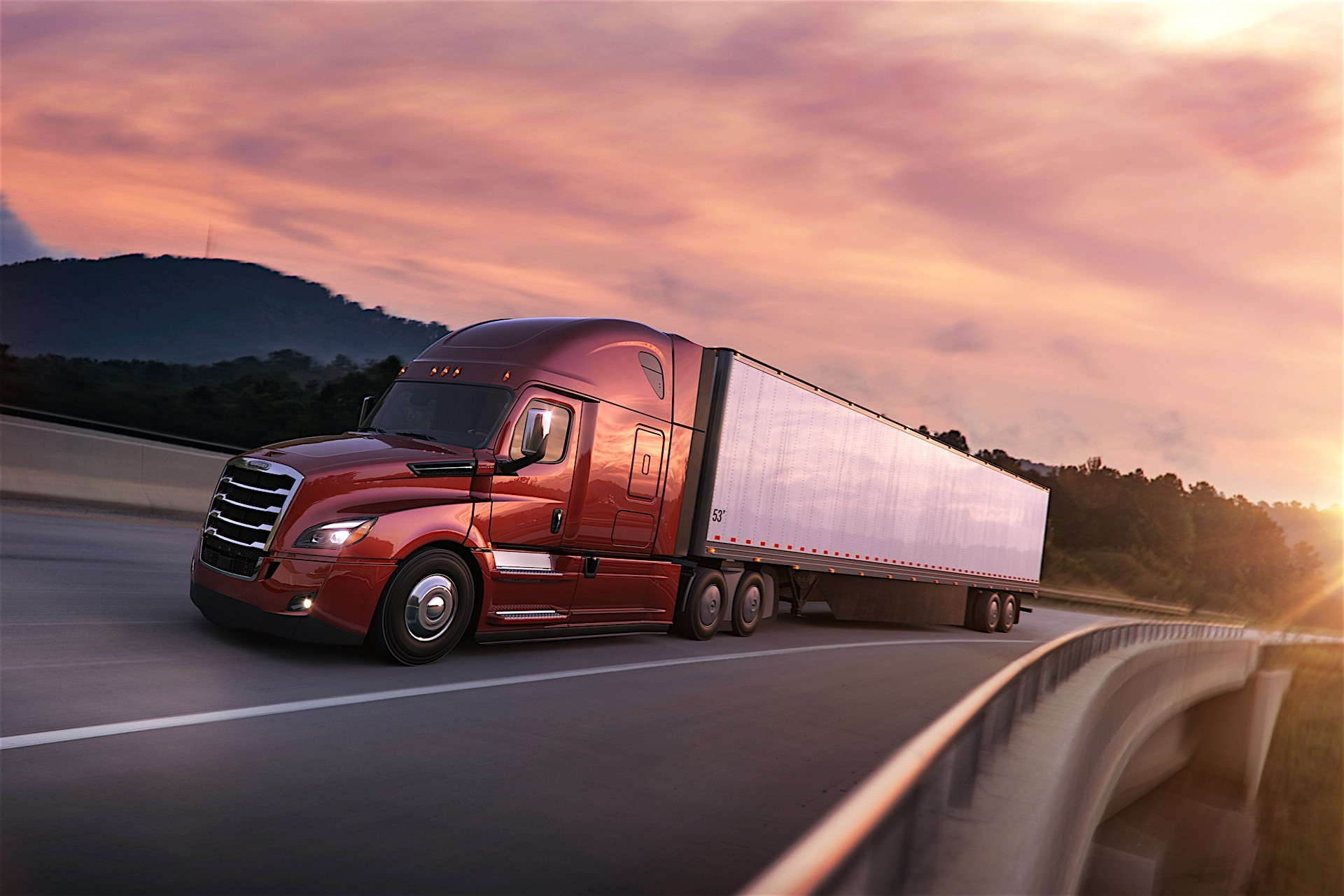 Daimler Trucks North America Presents The All New Freightliner Cascadia Its Mo on 2017 dodge viper