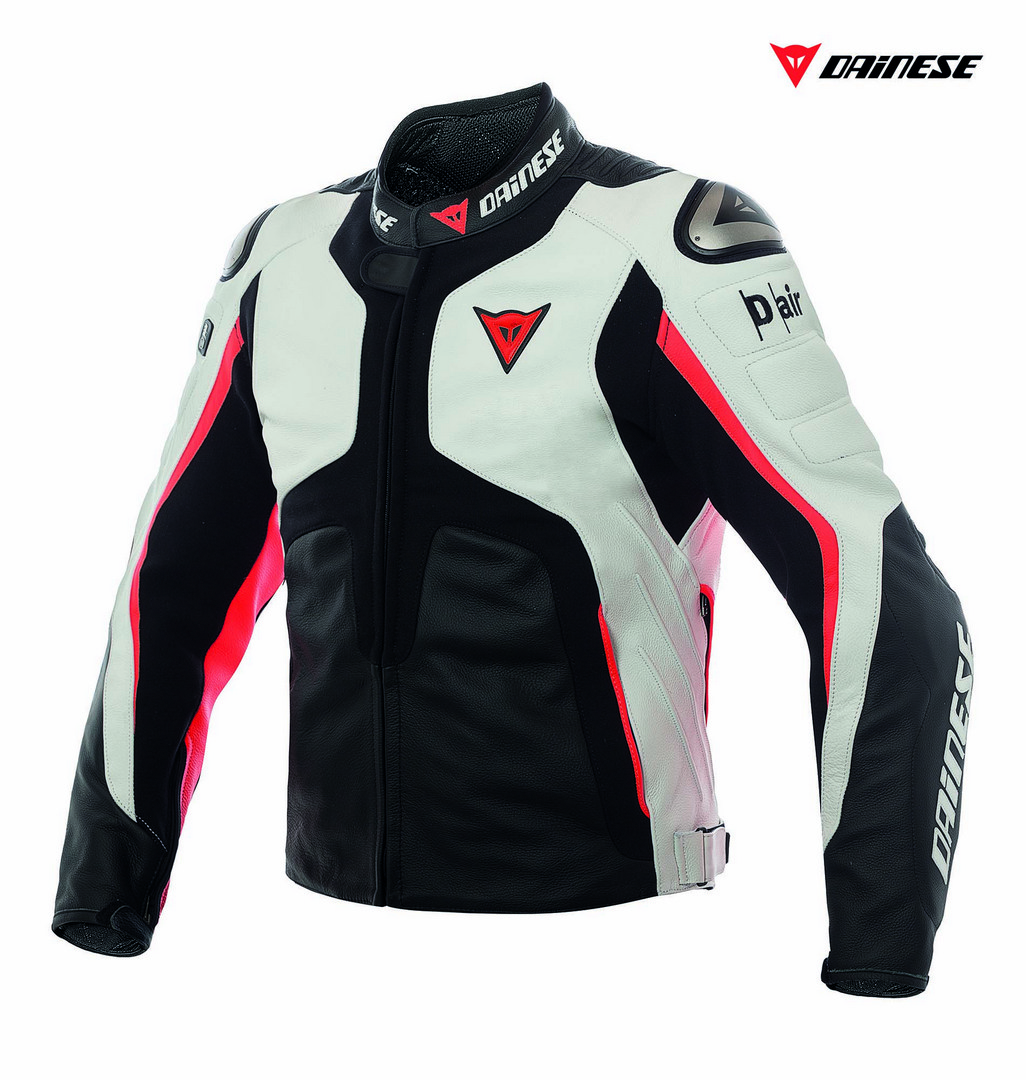 Race Car Jackets >> Dainese D-air Misano 1000, the Most Advanced Motorcycle Jacket to Date - autoevolution