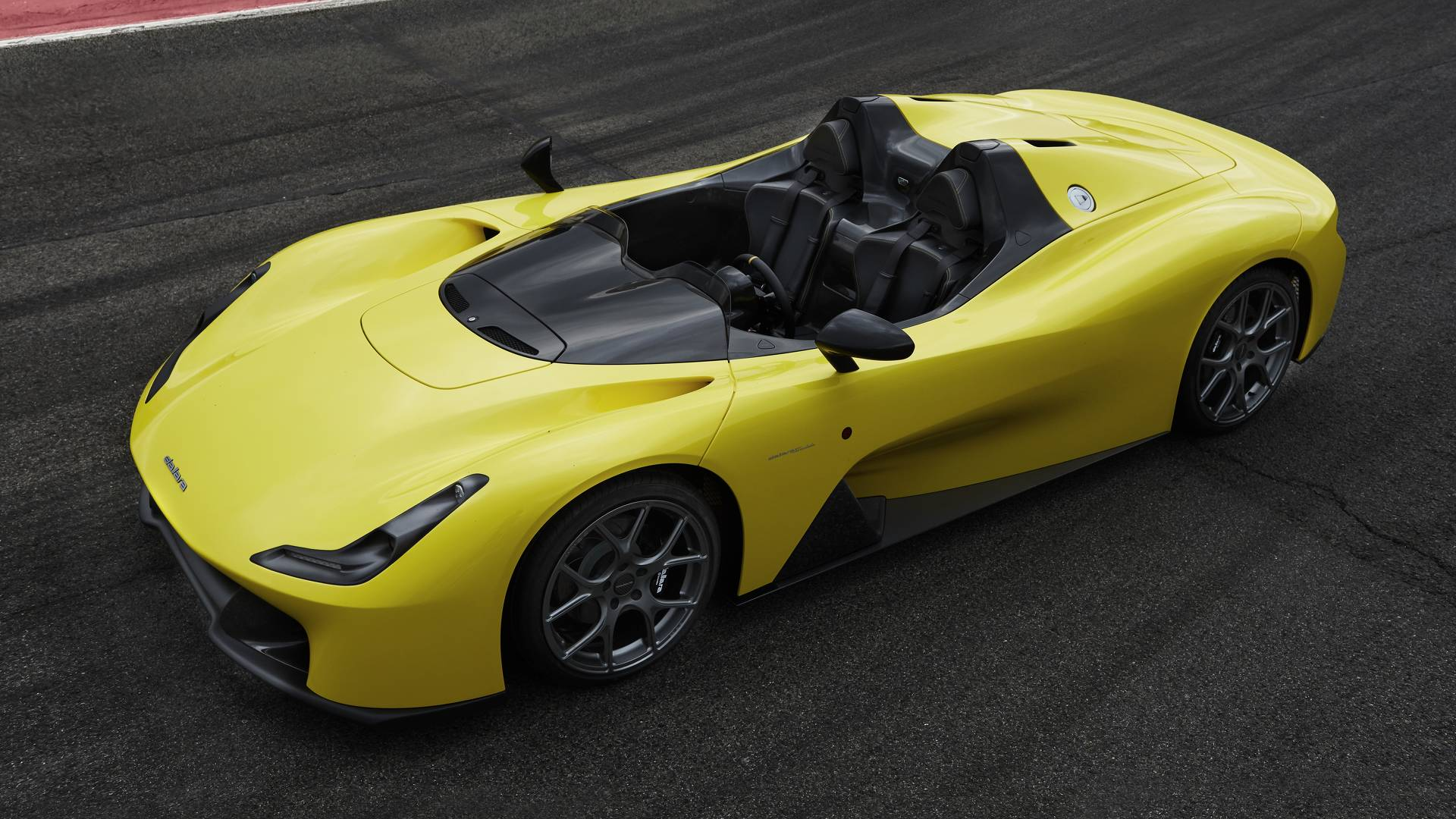 When Was Ford Founded >> Dallara Stradale Is A Ford-powered Speedster That Turns Into A Coupe - autoevolution