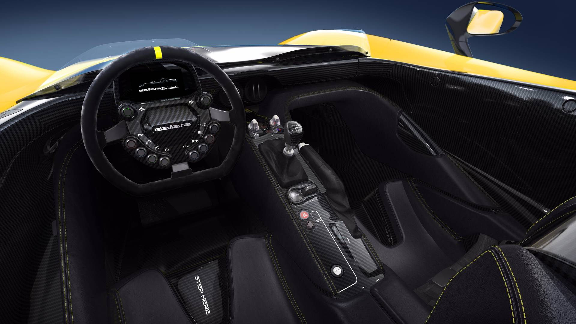 Dallara Stradale Is A Ford-powered Speedster That Turns ...