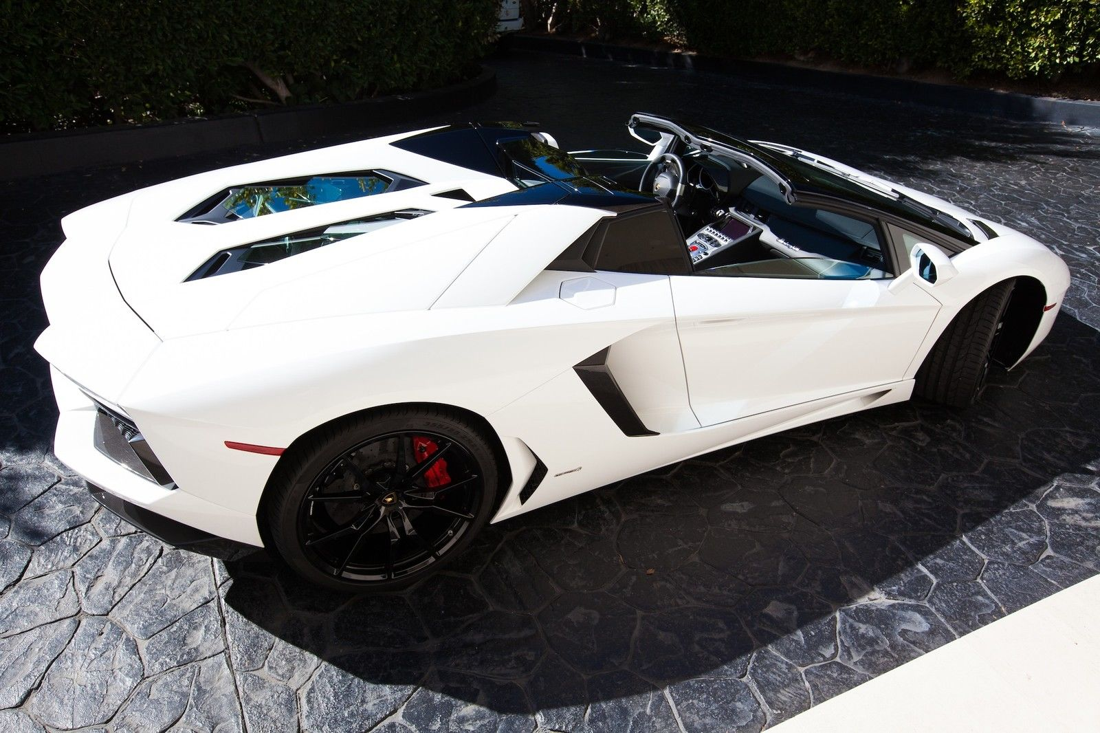 Dan Bilzerian Is Selling His Lamborghini Aventador