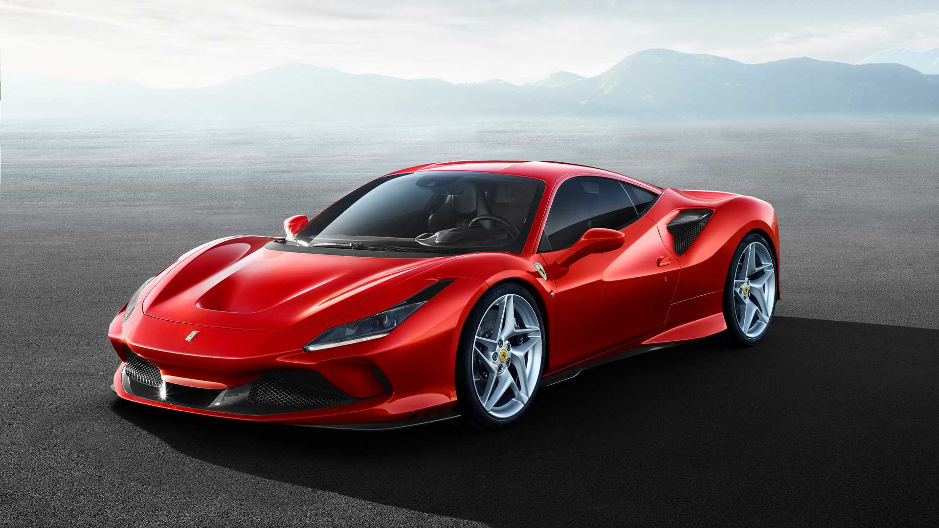 Ferrari SF90 Stradale With A Hybrid Drivetrain Launched