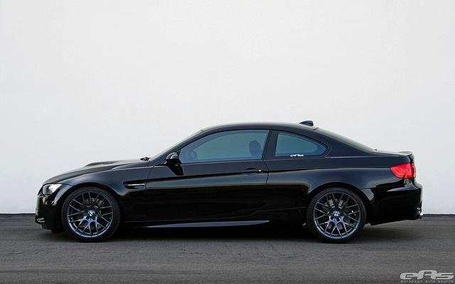 Auto Add Ons >> Dark BMW E92 M3 Wants Your Soul - autoevolution