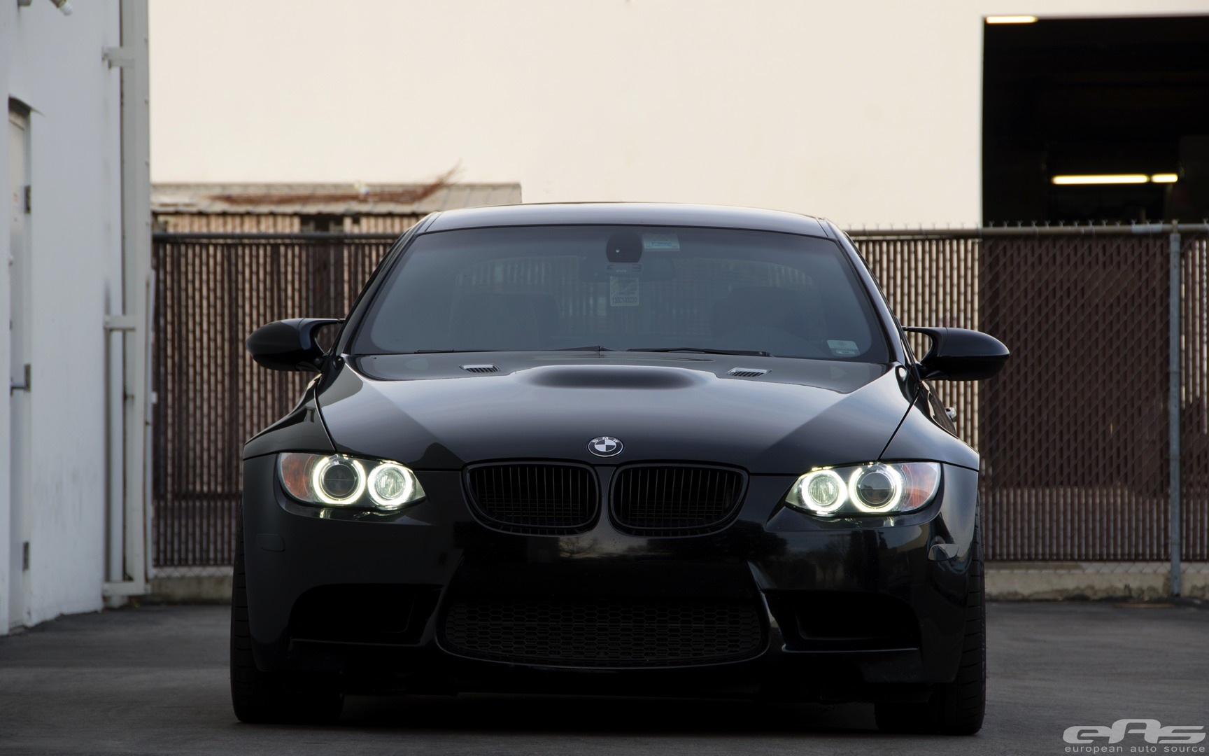 Dark Bmw E92 M3 Wants Your Soul Autoevolution