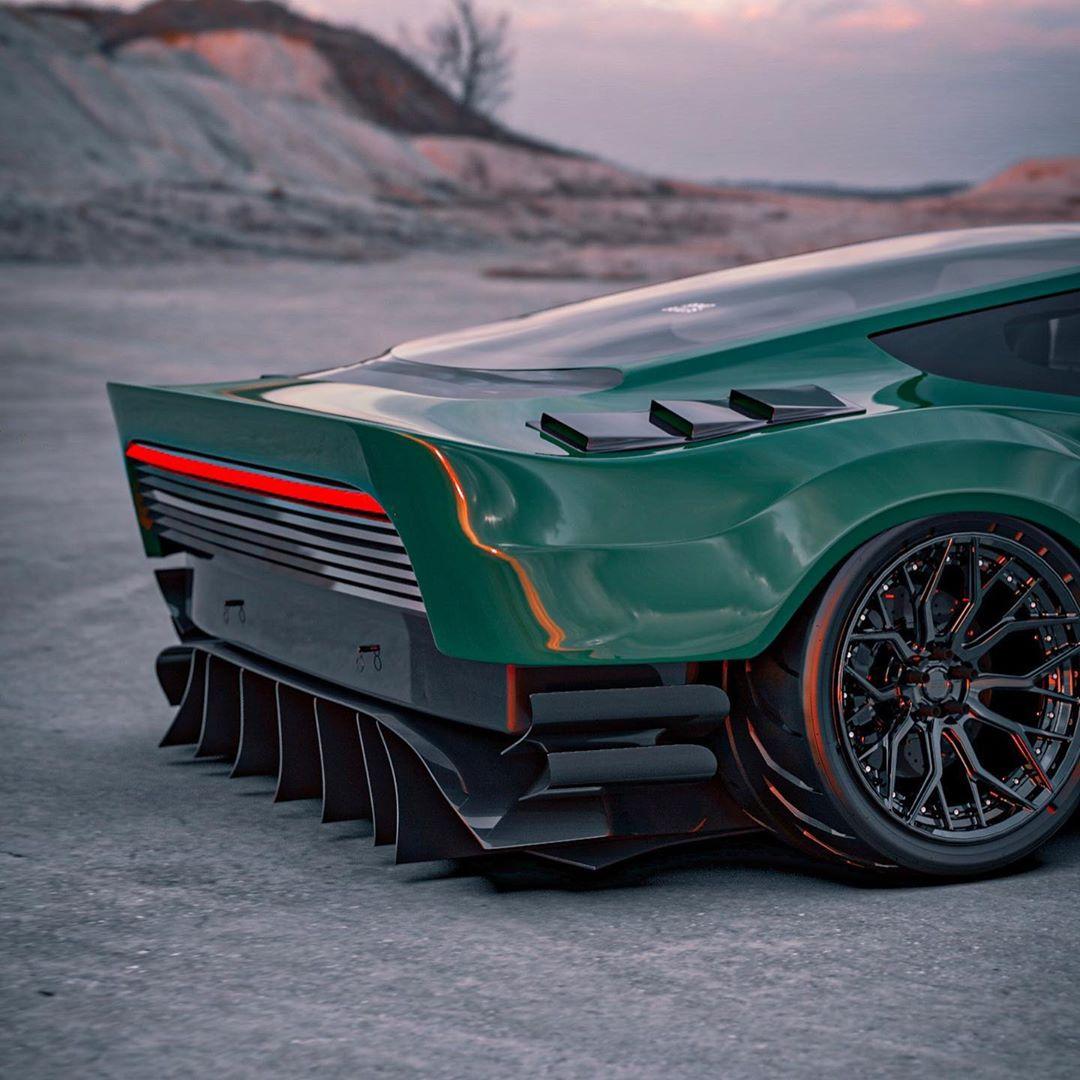 3d 2012 Tesla Roadster Sport: Darth Vader's Sports Car Is Part Tesla, Part Porsche 935