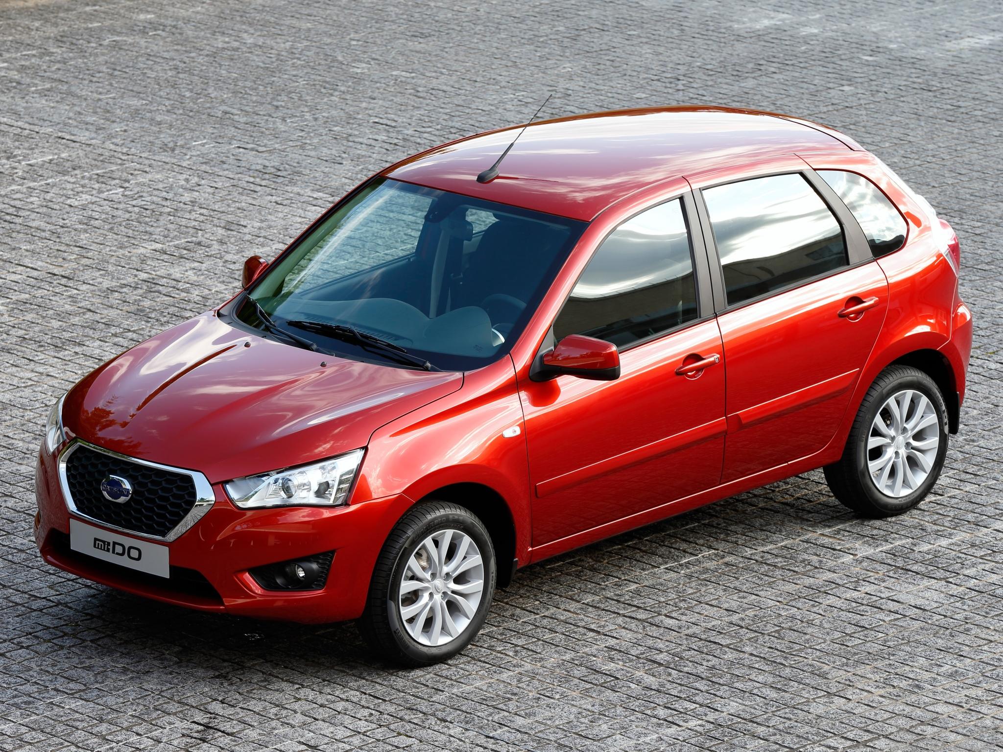 Datsun Reveals mi-DO Hatchback in Russia: Based on Lada Kalina [Video ...